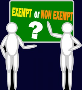 Exempt or non-exempt? The Confusing World of Classifying Employees ...