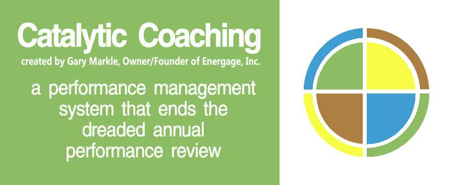 Catalytic Coaching by Gary Markle